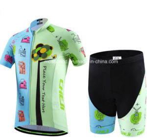 Cycling Wear Colorful Cycling Jersey Kids Cycling Jerseys for Kids Wear pictures & photos