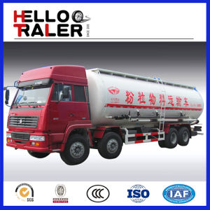 Sinotruk 8X4 45cbm Cement Tanker Truck pictures & photos