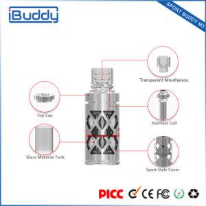 Good Price Sport-Style Glass Tank Atomizer Cbd Oil Vaporizer pictures & photos