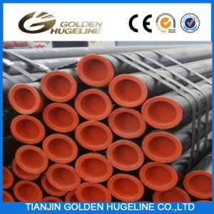 "1/2""-14"" Cold Draw Black Seamless Steel Pipe pictures & photos"