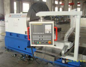 CNC Lathe Machine Ck64160 Heavy Duty CNC Lathe with 1600mm Swing Diameter pictures & photos