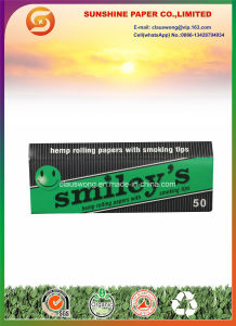 Queen Size Smoking Paper with Filter Tips pictures & photos