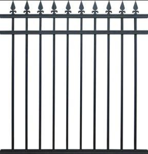 Best Quality New Style Decorative Iron Craft Aluminum Fence