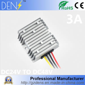 Step up DC24V to DC48V 3A Power Converter pictures & photos