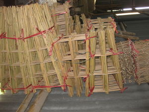 Bamboo Cane Trellis (BT003) pictures & photos