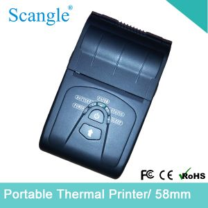 2inch Mini Portable Bluetooth Thermal Printer 58mm Serial USB Interface pictures & photos