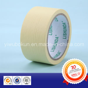 Excellent Performance Cheap High Quality Water Proof Adhesive Masking Tape pictures & photos