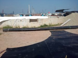 Reinforced Ultratech Flexible Geomembrane for River pictures & photos
