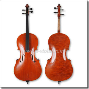 Professional Handmade Flamed Master Cello (CH300) pictures & photos