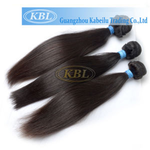 Afro Kinky Human Straight Hair pictures & photos