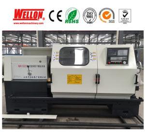 CNC Pipe Threading Lathe (CNC Oil Country lathe QK1327 QK1332) pictures & photos