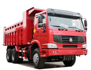 Sinotruck HOWO 6X4 Dump Truck Zz3207m3647c1 and Spare Parts