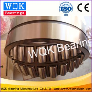 Wqk Bearing 24076 Cc/W33 Spherical Roller Bearing High Quality Steel Cage pictures & photos