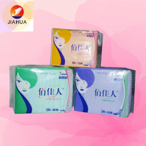 Brand Lady Soft Sanitary Napkin (JHP024) pictures & photos