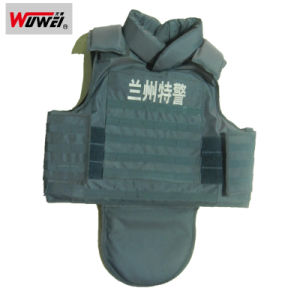 Nij Standard Military Full Protection Bulletproof Vest pictures & photos