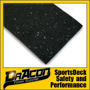 Waterproof EPDM Gym Floor Rubber Tile (S-9009) pictures & photos
