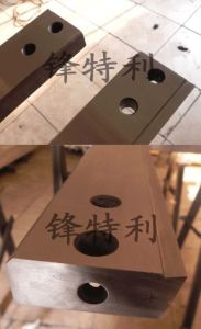 H13k Thinning Blade Hot Metal Cutter/Hot Cut Blade/ Industrial Hot Cutting Blade pictures & photos