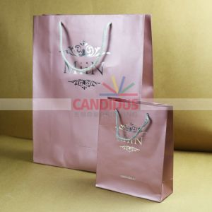 Customized Quality Paper Bag Shopping Bag pictures & photos