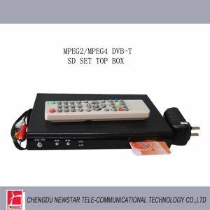 HD DVB-T Set Top Box (SDC-3000A)