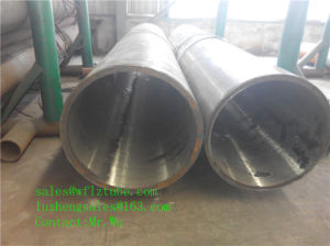 Hot Rolled Seamless Pipe Q345b, Smls Steel Tube Q345D Machined pictures & photos