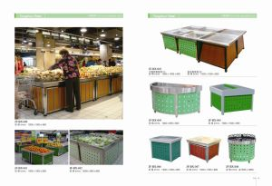 Upscale Fruits and Vegetable Rack with High Quality pictures & photos