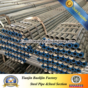 Building Structure Galvanized Scaffolding Tube Q235 pictures & photos