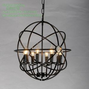 Northern Europe Creative Pendant Lamp Chandelier (GD-0315-6) pictures & photos