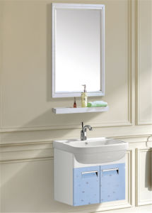 Hot Selling Modern Style Bathroom Vanity (T-9793) pictures & photos
