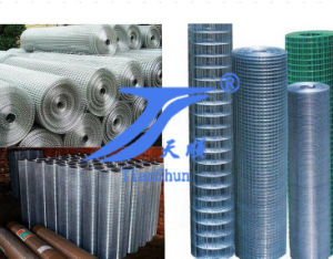 Hot-Galvanized Welded Wire Mesh pictures & photos