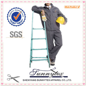 Polyester or Cotton Workwear Suit for Men pictures & photos