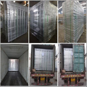 Hot Sale Australia Oval Rail Steel Cattle Yard Panels/Sheep Panels pictures & photos