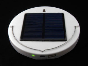 3 Lighting Class Solar Round LED Lamp Light pictures & photos