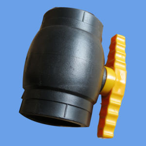 Ball Valve HDPE Pipe Fitting for Water Supply pictures & photos