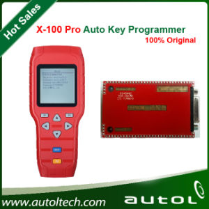 100% Original Promotional X100 Key PRO X100 PRO Auto Key Programmer X 100 PRO Free Update Online Selling with Wholesale Price pictures & photos