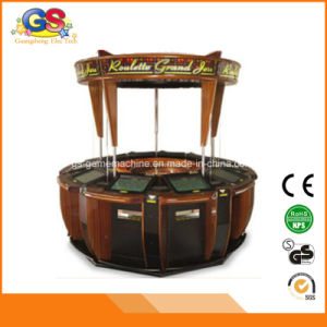 Gaming Texas Holdem Poker Table Top Chip Set Video Casino Table Free Online Roulette Slot Machine pictures & photos