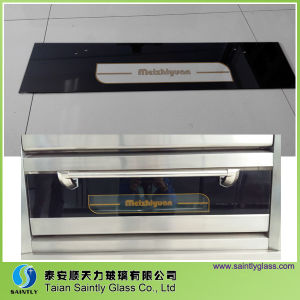 4mm5mm6mm Tempered Printing Glass Panel for Oven pictures & photos