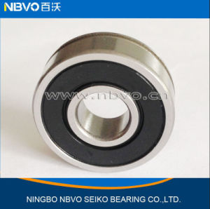 Iron Sealed Deep Groove Ball Bearing
