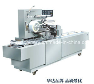 Cellophane Paper Film Box-Type Tridimensional Packing Machine (BT-2000B)