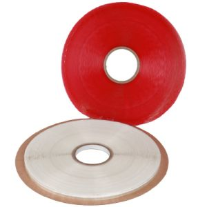 Plastic Bag Closure Tape, Self-Adhesive Tape, Re-Sealable Adhesive Strip pictures & photos