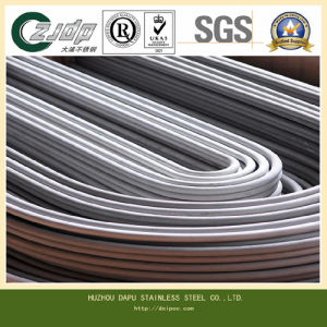 Large Diameter Seamless Stainless Steel U Pipe 316, , 304L, pictures & photos