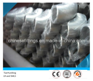 Bw 90 Degree Stainless Steel 304 Pipe Fittings Seamless Elbow pictures & photos