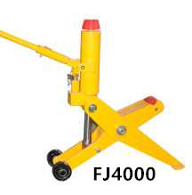 Best Material Hydraulic Forklift Jack with Ce