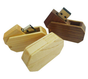 Top Sales Promotion Gifts Eco-Friendly Wood USB Stick Wholesale pictures & photos