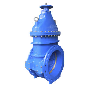 BS5163 Flanged Metal Seated Gate Valve with Bare Shaft Operator pictures & photos