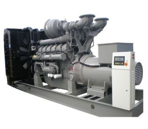 120kw/150kVA Silent Diesel Generator Powered by Perkins Engine pictures & photos
