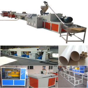 PVC Pipe Extruder machine Line with Ce and ISO pictures & photos