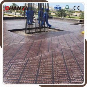 Construction Usage Film Faced Plywood with Hardwood Core pictures & photos