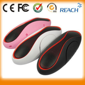 Great Sound Rugby Football Design Portable Mini Bluetooth Wireless Speaker pictures & photos
