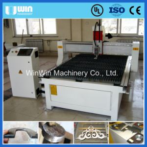 High-Efficient Metal stainless Steel Cutting Machine Hobby CNC Plasma Cutter pictures & photos