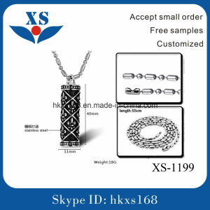 New Designs Stainless Steel Pendant Charm Bullet Pendant pictures & photos